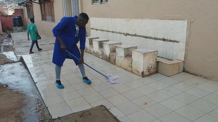 Kampala International University needs a Check on Hygiene
