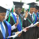 Kampala International University (KIU) Graduation Ceremony