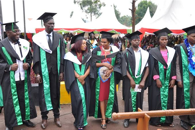 Kampala International University Graduation; Who is to Blame for Missing Names