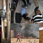 Makerere students' property vandalized by police