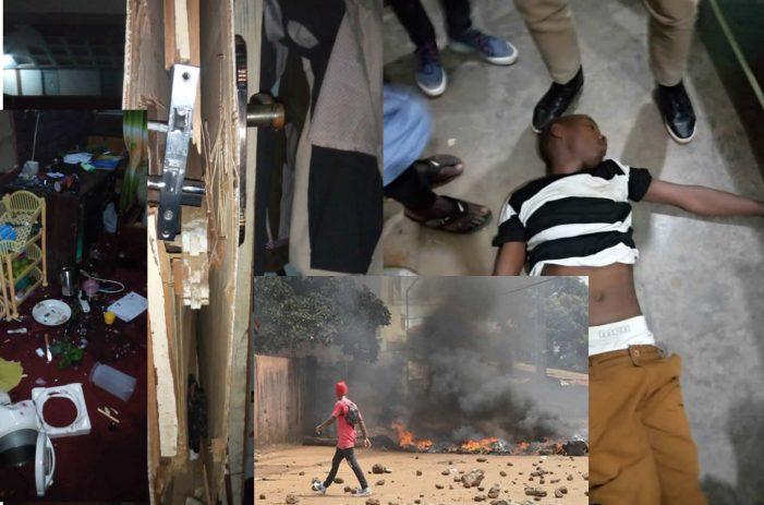 Gen. Salim Saleh Pays sh21m Compensation for Vandalized Makerere University Students' Property