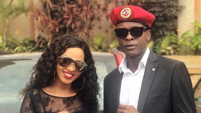 Spice Diana to Campaign for Jose Chameleone in the 2021 Elections