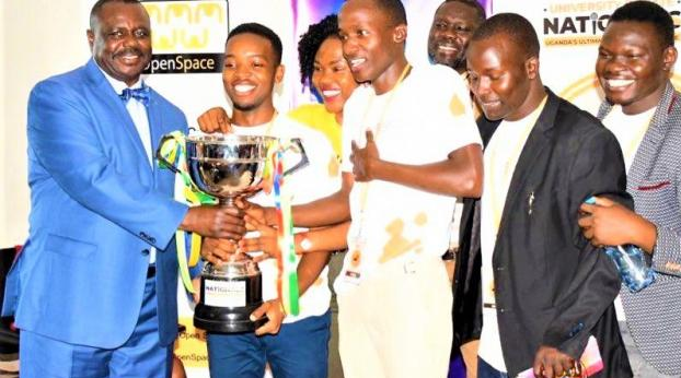 International University of East Africa (IUEA) wins the 7th National Inter-University Debate Championships