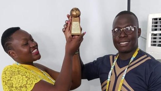 Kampala International University Medical Student Scoops ICASA Award