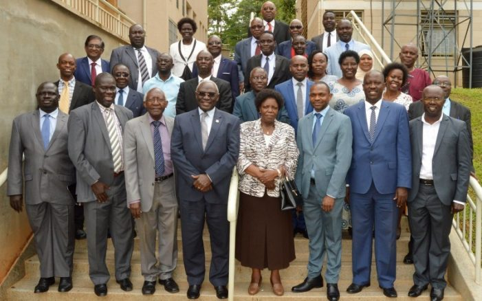Makerere University Hosts Final 2019 Uganda Vice Chancellors' Forum