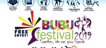 Buy Uganda, Build Uganda (BUBU)  Festival 2019