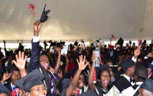 Makerere University (Mak) 70th Graduation Ceremony