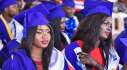 Cavendish University's 9th Graduation Ceremony 2020