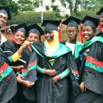 Makerere University 70th Graduation ceremony