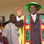 Gulu University staff SACCO Receives Millions from President Museveni