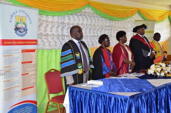 Prof. Benon C. Basheka Delivers Professorial Inaugural Lecture at Kabale University