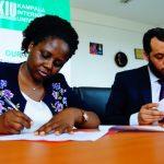 Kampala International University Signs MoU with Swiss School of Management (SSM)